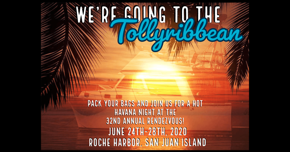Registration open for the 2020 Tollyclub Rendezvous