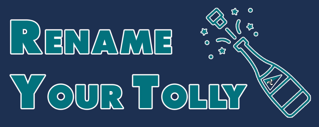 Rename Your Tolly