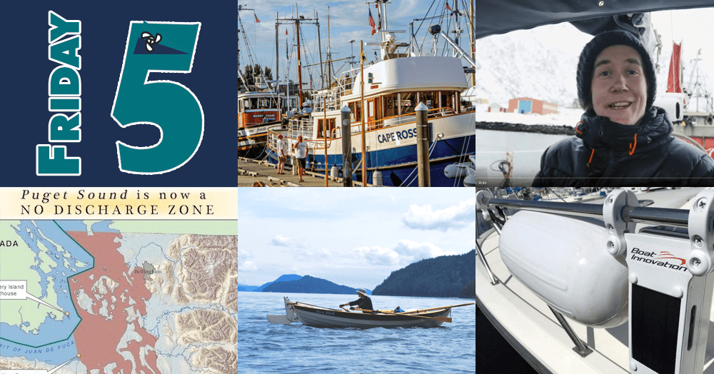 Friday Five for March 13