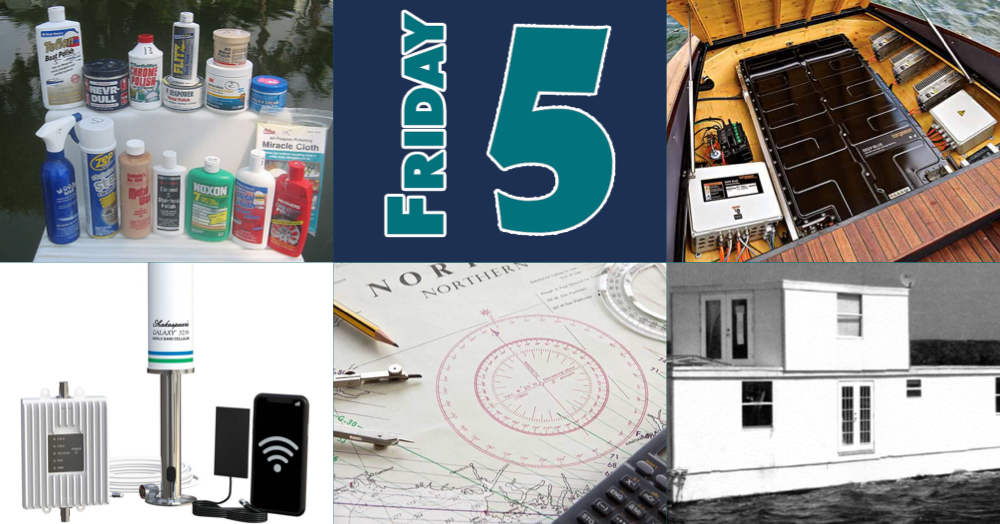 Friday Five for May 29