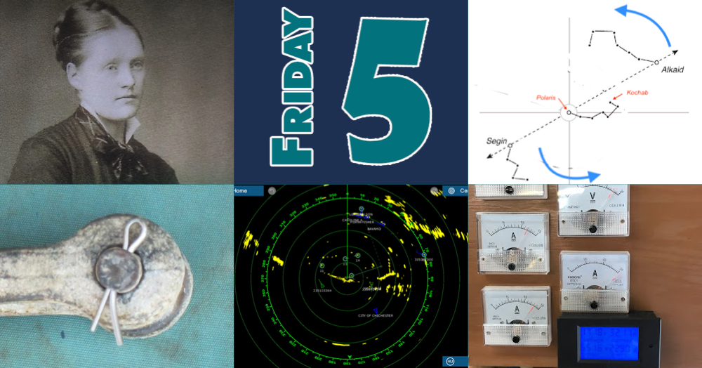 Friday Five for May 22