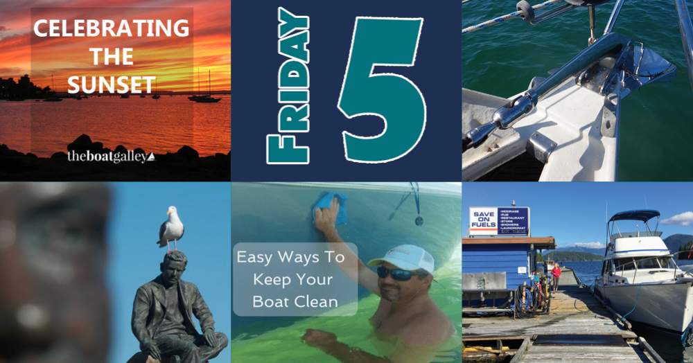 Friday Five for June 12