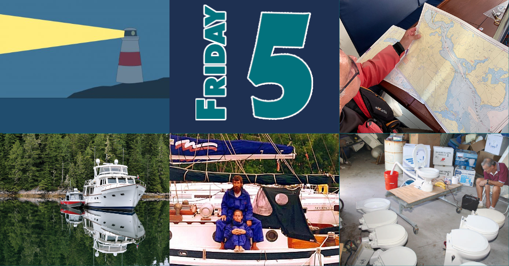 Friday Five for June 26