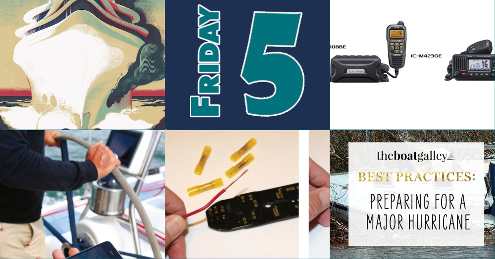 Friday Five for July 17
