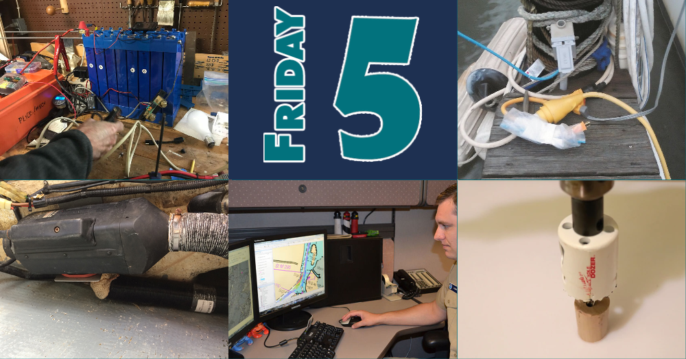 Friday Five for July 24