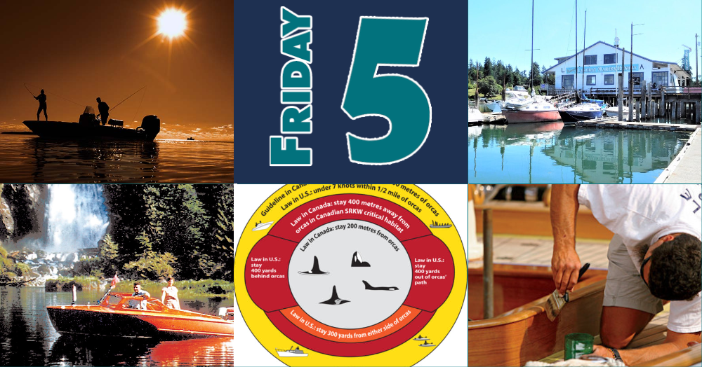 Friday Five for August 7