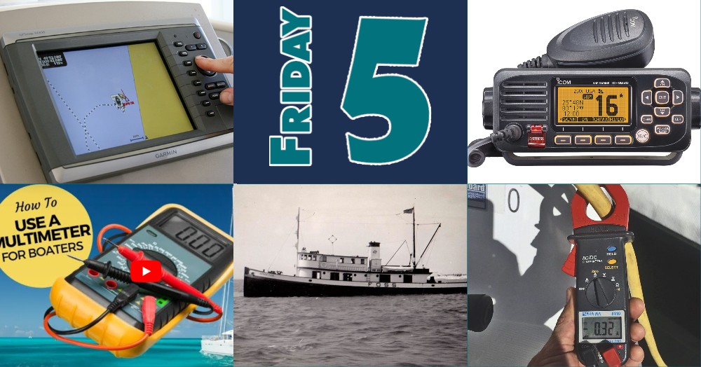 Friday Five for August 21