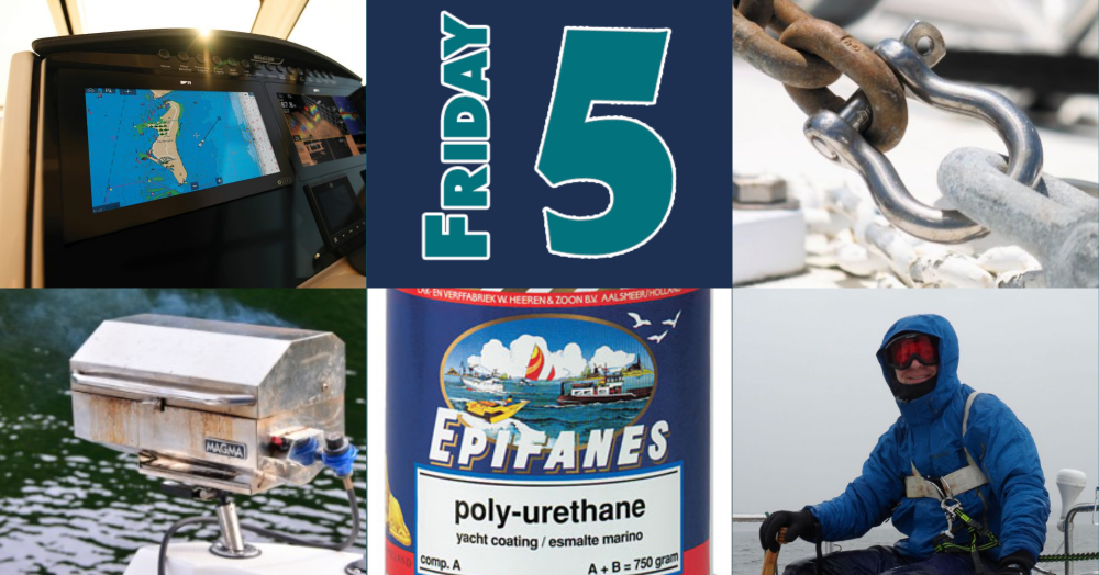 Friday Five for September 25