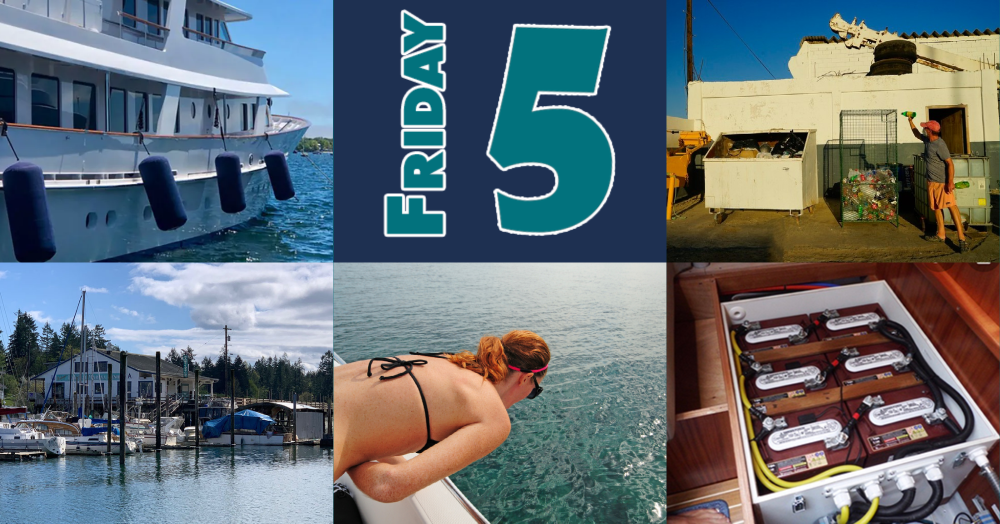 Friday Five for October 23
