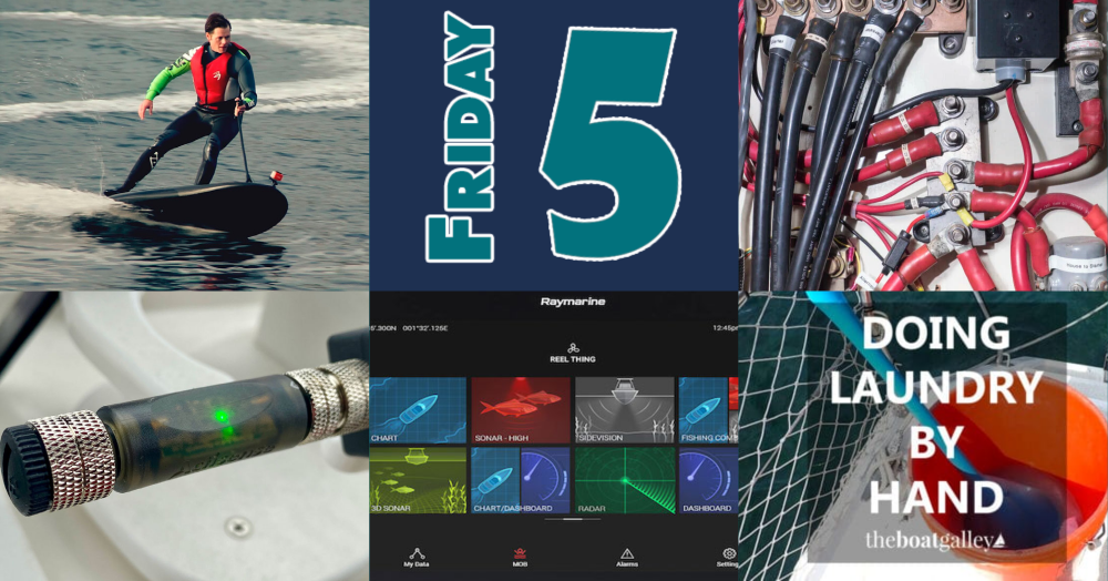 Friday Five for December 11