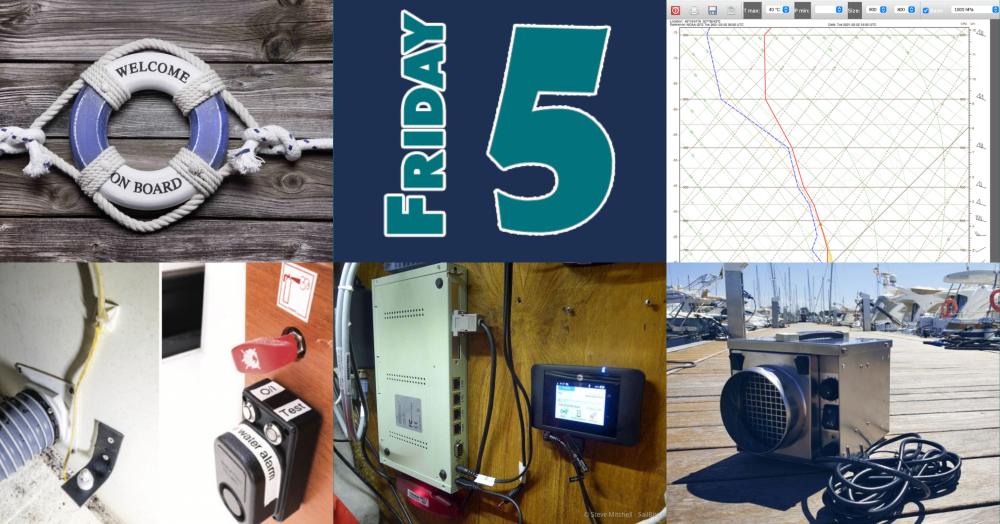 Friday Five for February 19